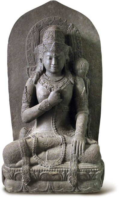 Tantra-temple-statue